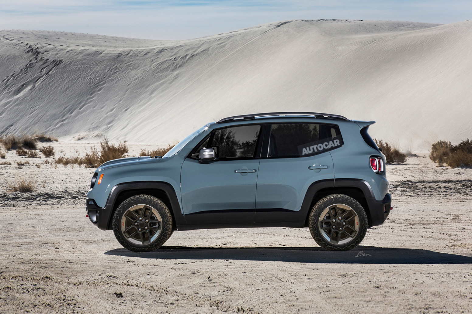 Redesign and Review 2022 Jeep Renegade