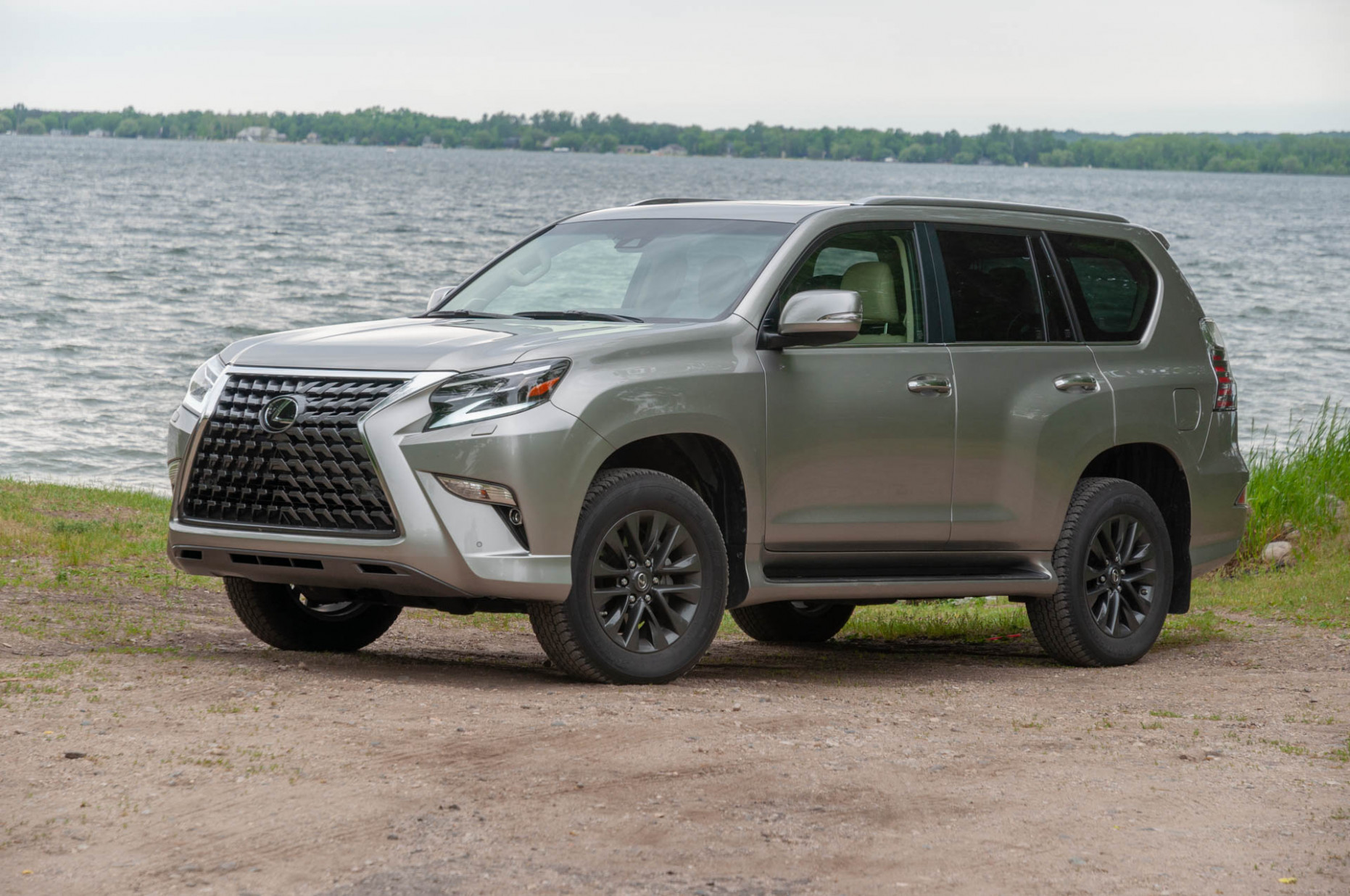 Engine 2022 Lexus Gx 460 Spy Photos