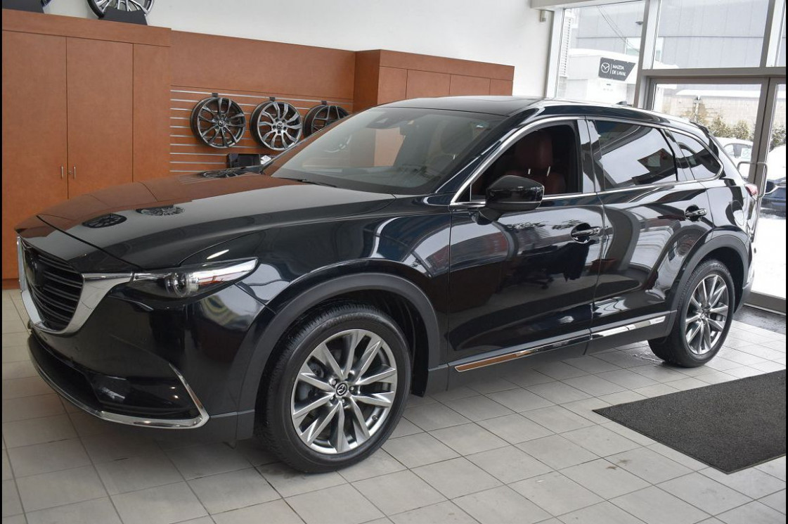 Performance and New Engine 2022 Mazda CX-9