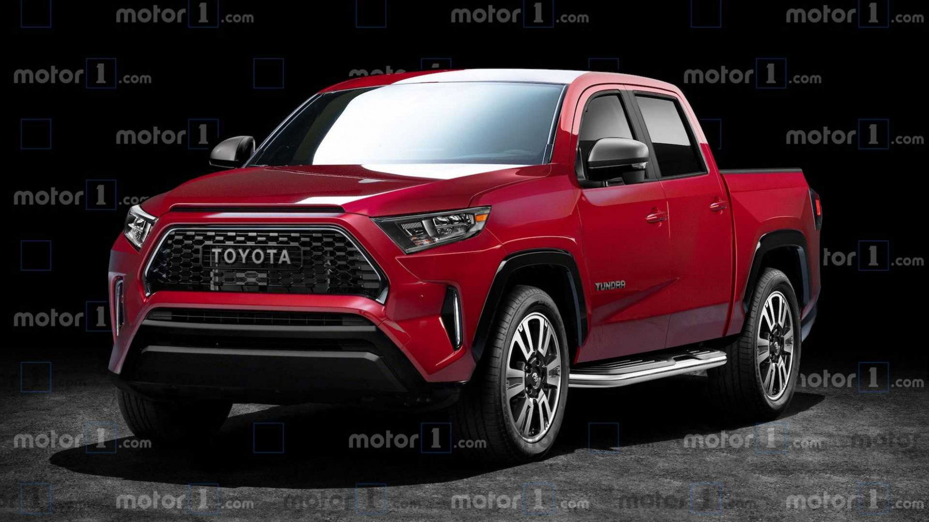 Exterior and Interior 2022 Toyota Tacoma Diesel