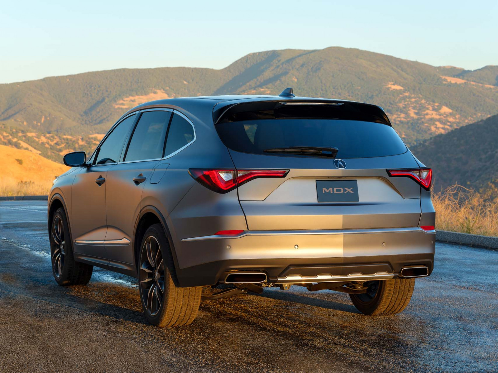 Price and Review 2022 Acura MDX