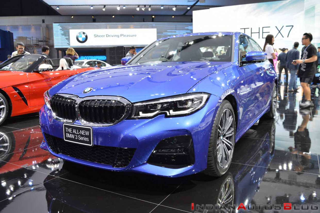 Redesign and Review 2022 BMW 3-Series