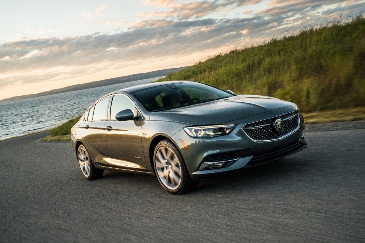 Concept and Review 2022 Buick Regal