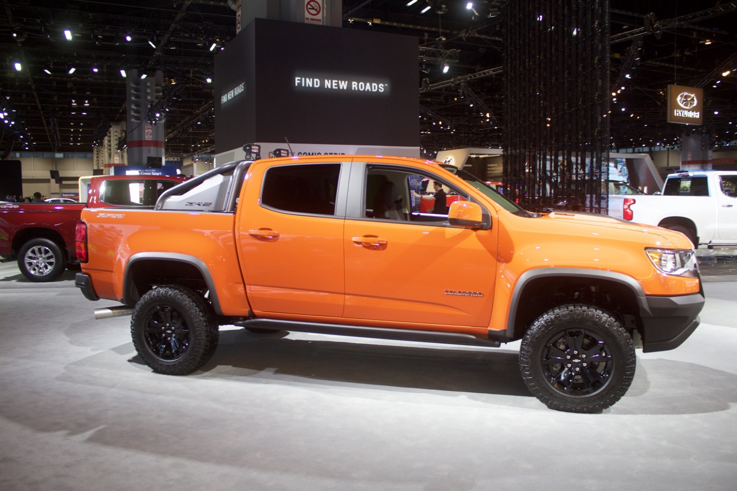 Specs and Review 2022 Chevrolet Colorado Z72