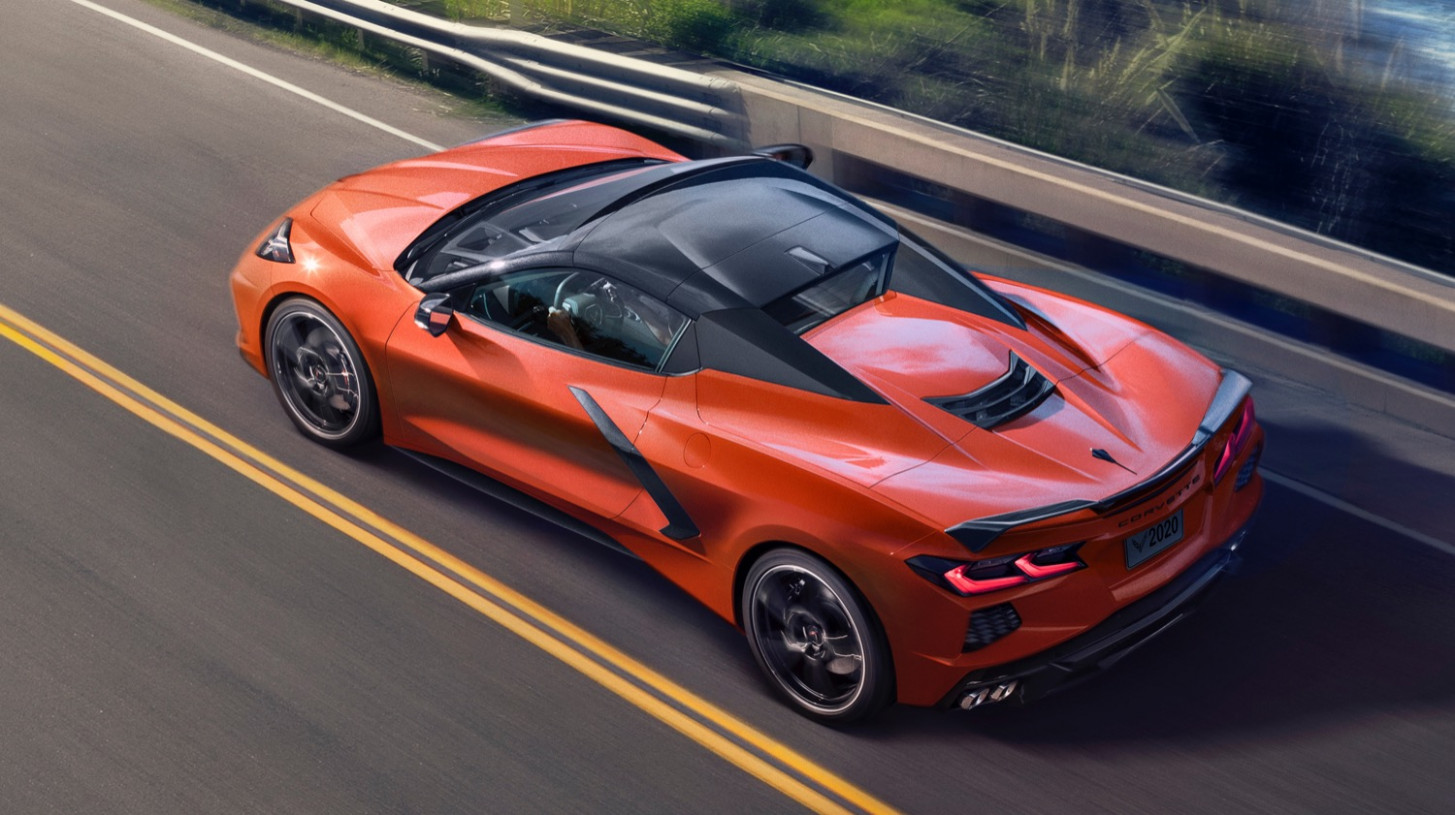 Exterior and Interior 2022 Chevrolet Corvette Zora Zr1