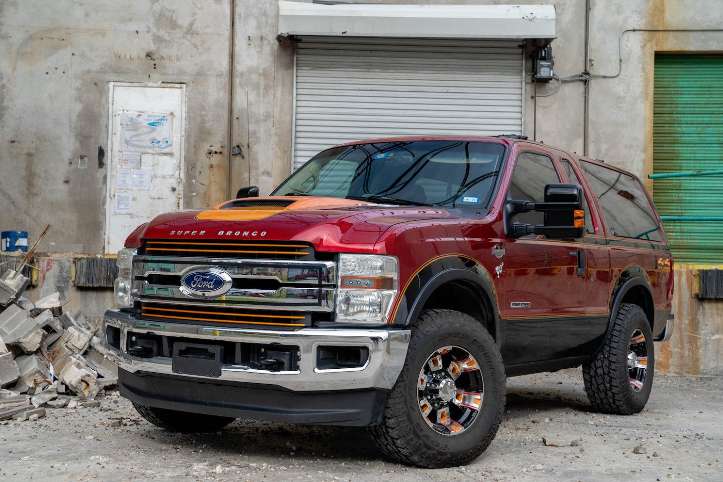 Overview 2022 Ford Excursion Diesel