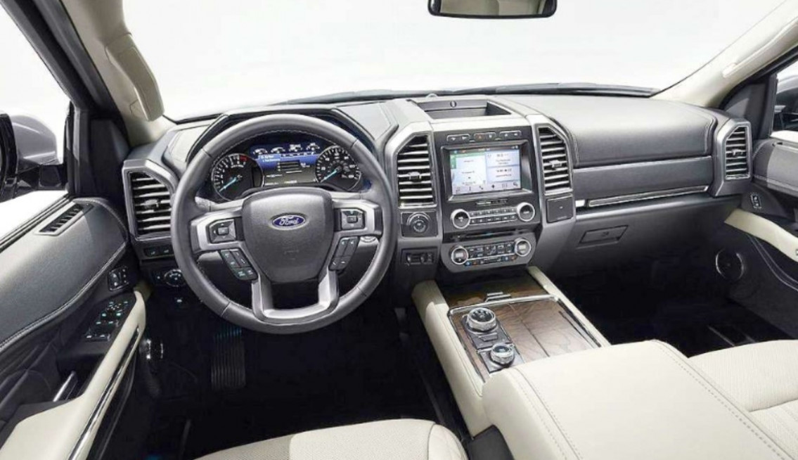 Exterior and Interior 2022 Ford Excursion Diesel