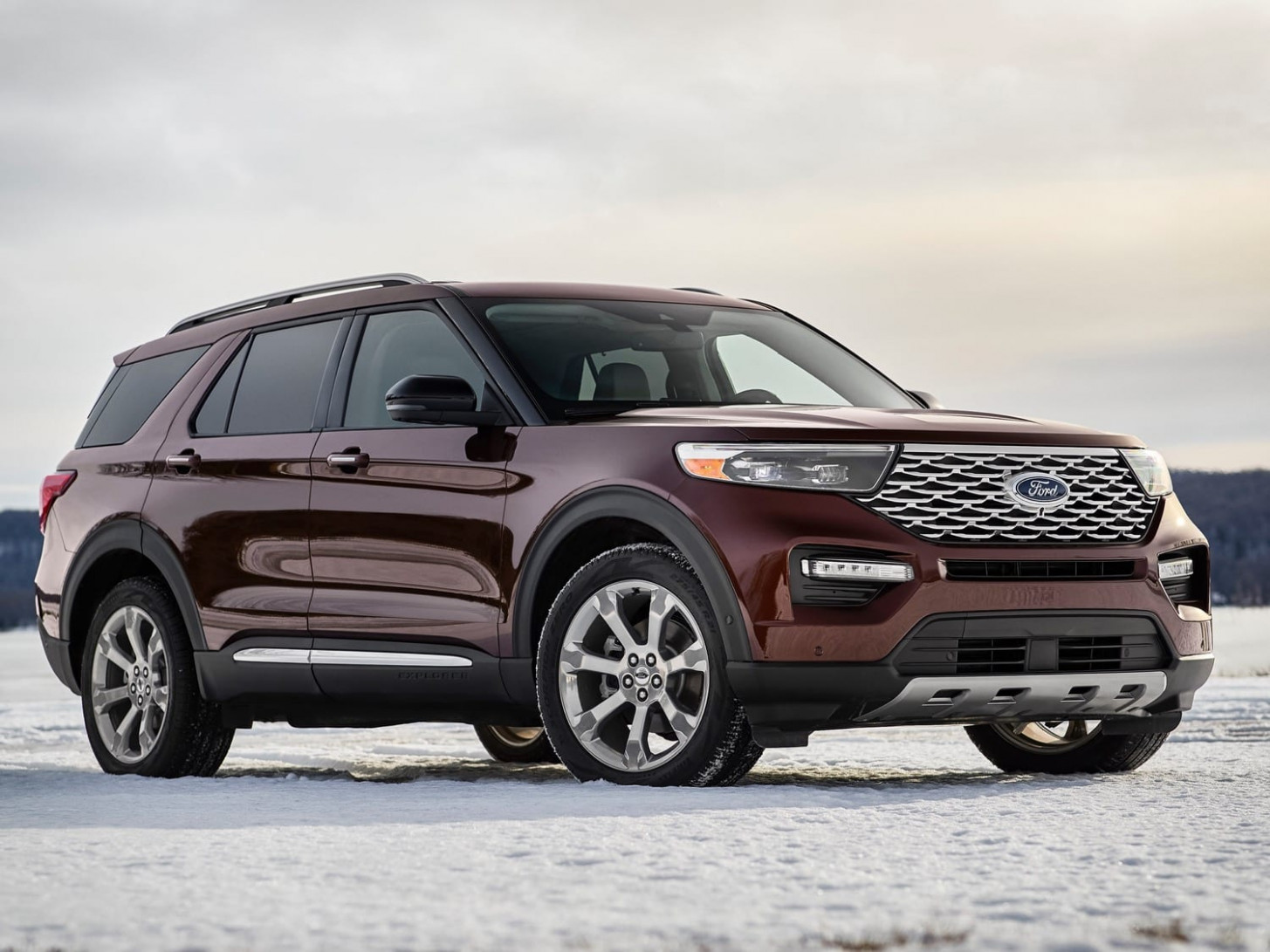 Wallpaper 2022 Ford Explorer