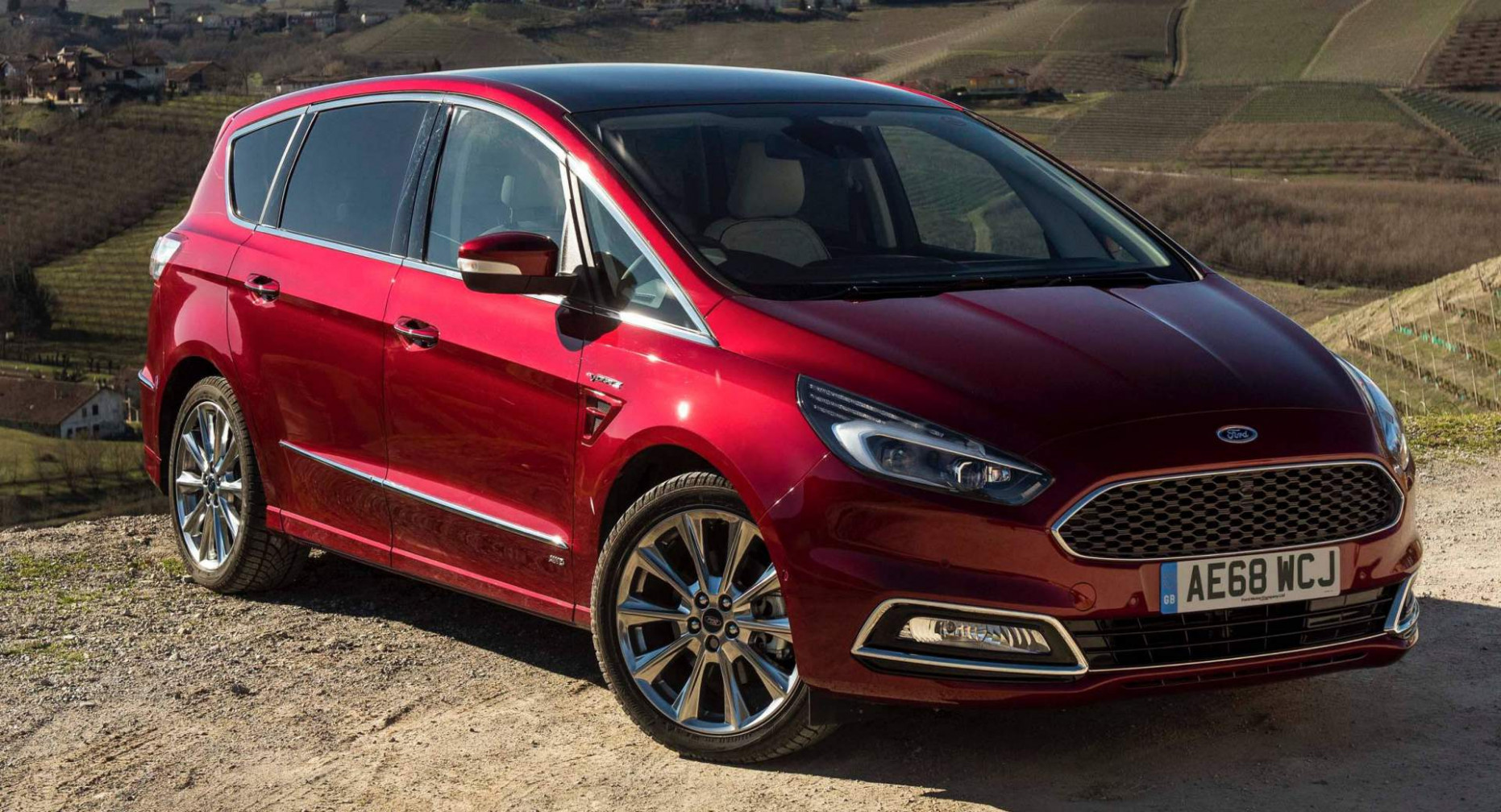 Release 2022 Ford S-Max