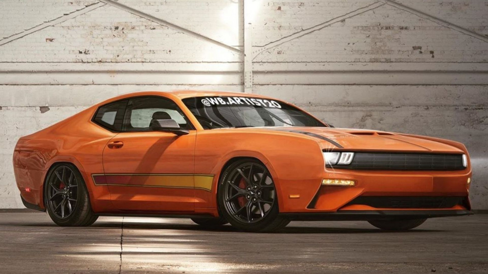 First Drive 2022 Ford Torino Gt