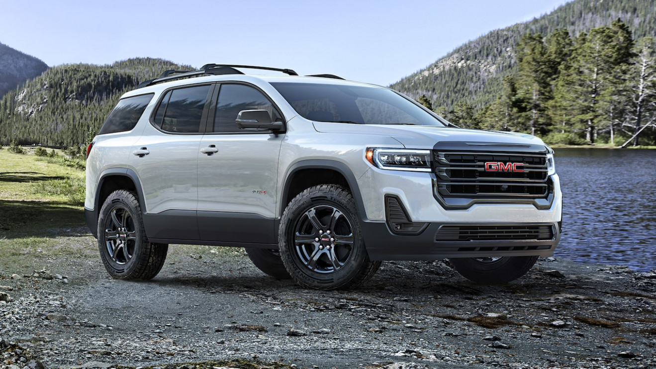 Redesign 2022 Gmc Acadia Mpg