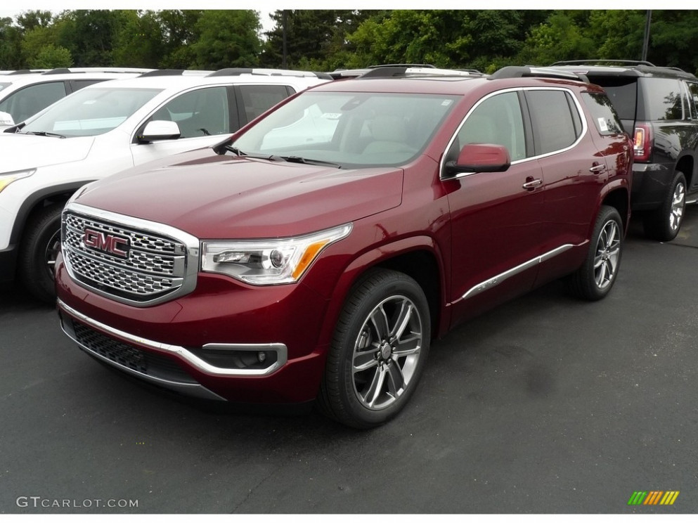 Prices 2022 Gmc Acadia Mpg