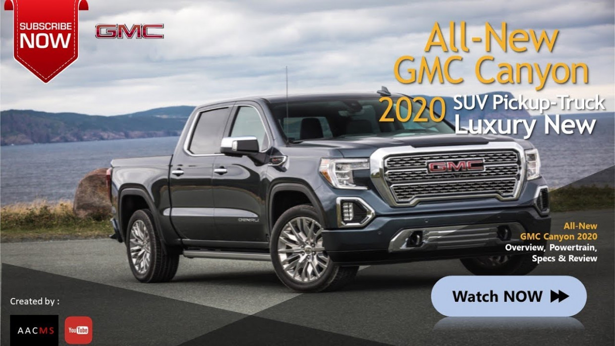 Review 2022 Gmc Canyon Updates