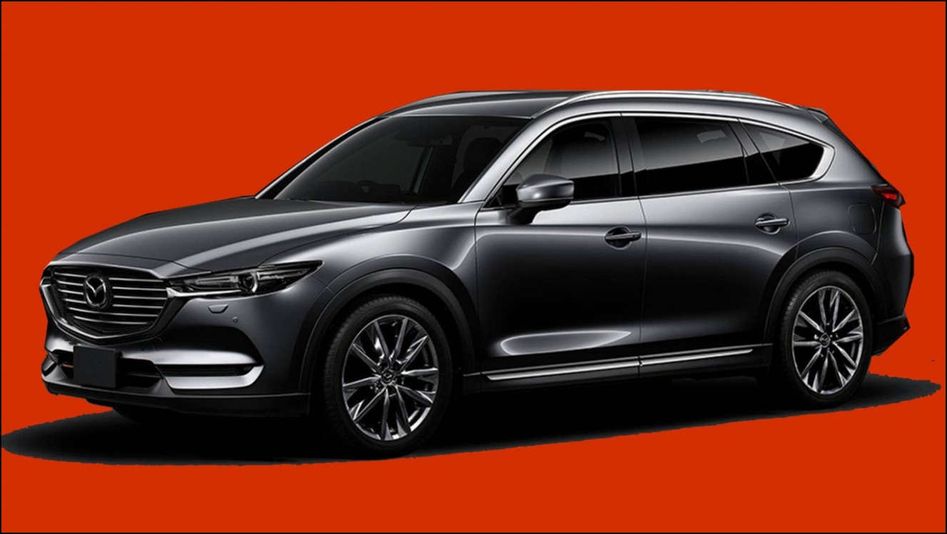 Specs and Review 2022 Mazda CX-9