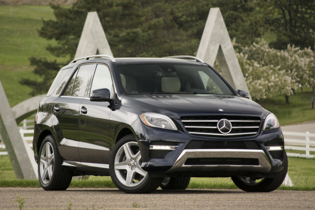 Release Date And Concept 2022 Mercedes Ml Class 400 - Cars ...