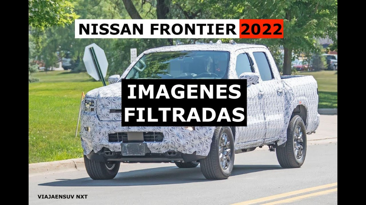 Overview 2022 Nissan Frontier Youtube