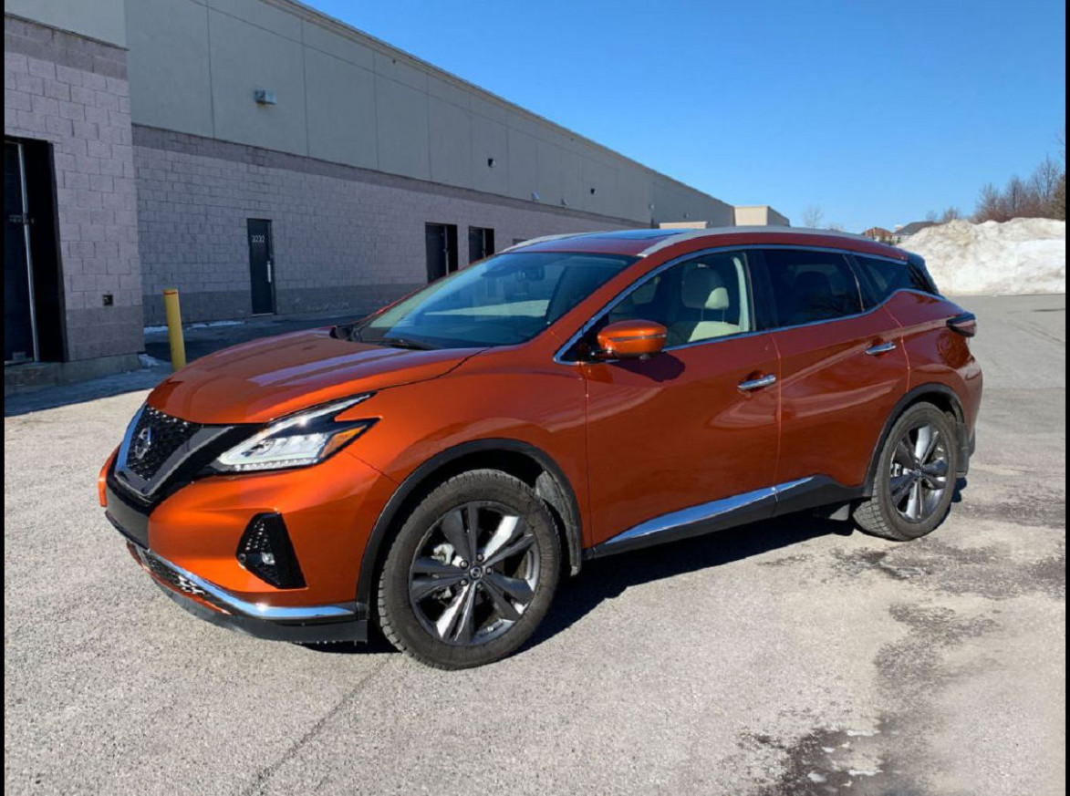Review and Release date 2022 Nissan Murano