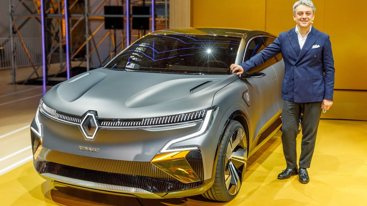 Redesign and Review 2022 Renault Megane SUV