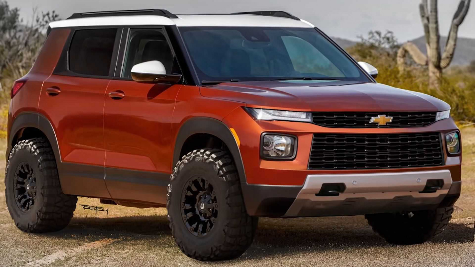 New Concept 2022 The Chevy Blazer