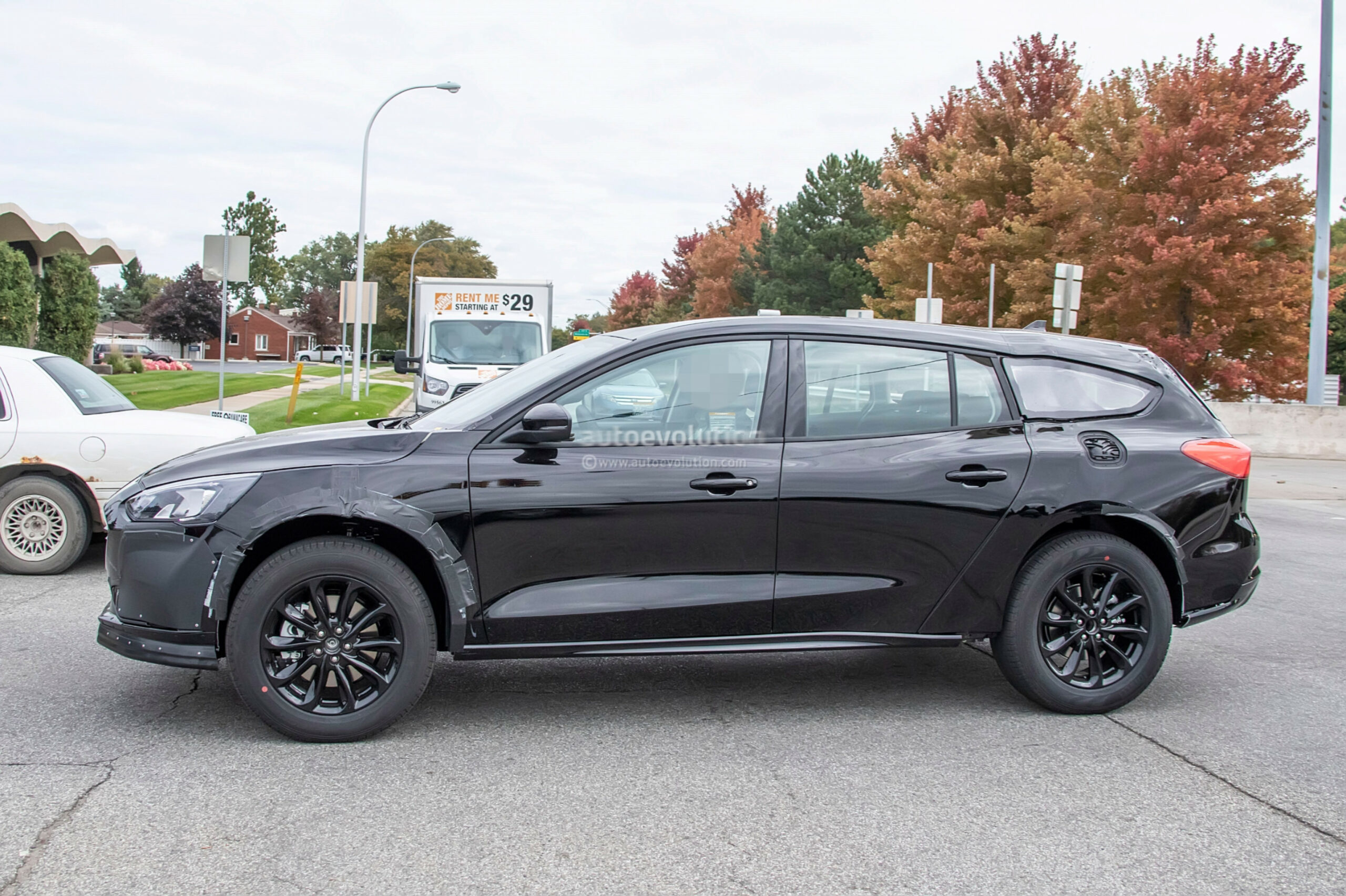 Redesign and Concept 2022 The Spy Shots Ford Fusion