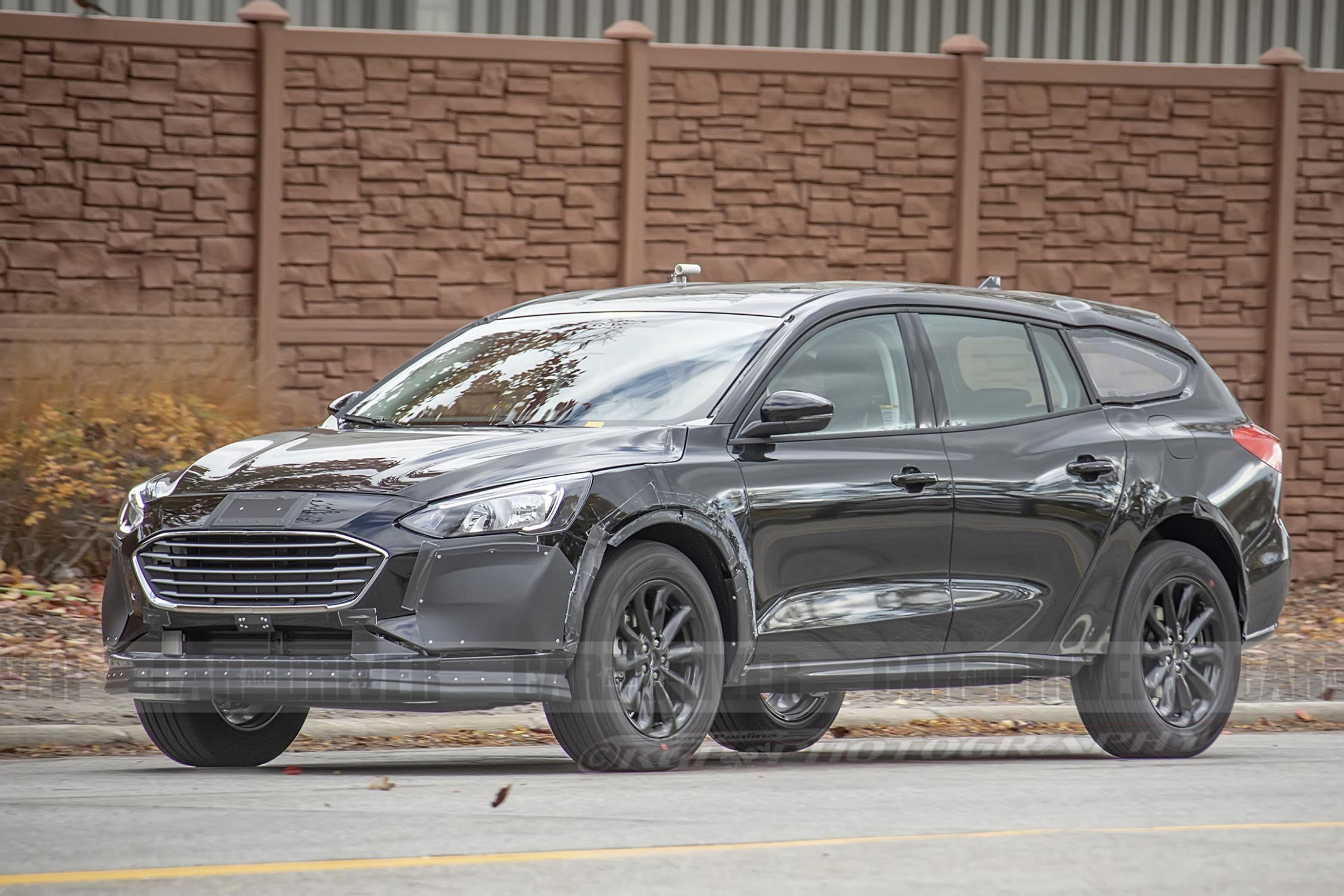 Performance and New Engine 2022 The Spy Shots Ford Fusion