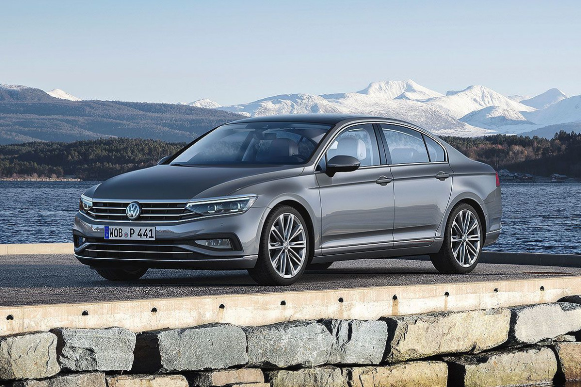 Redesign and Review 2022 Vw Passat Alltrack