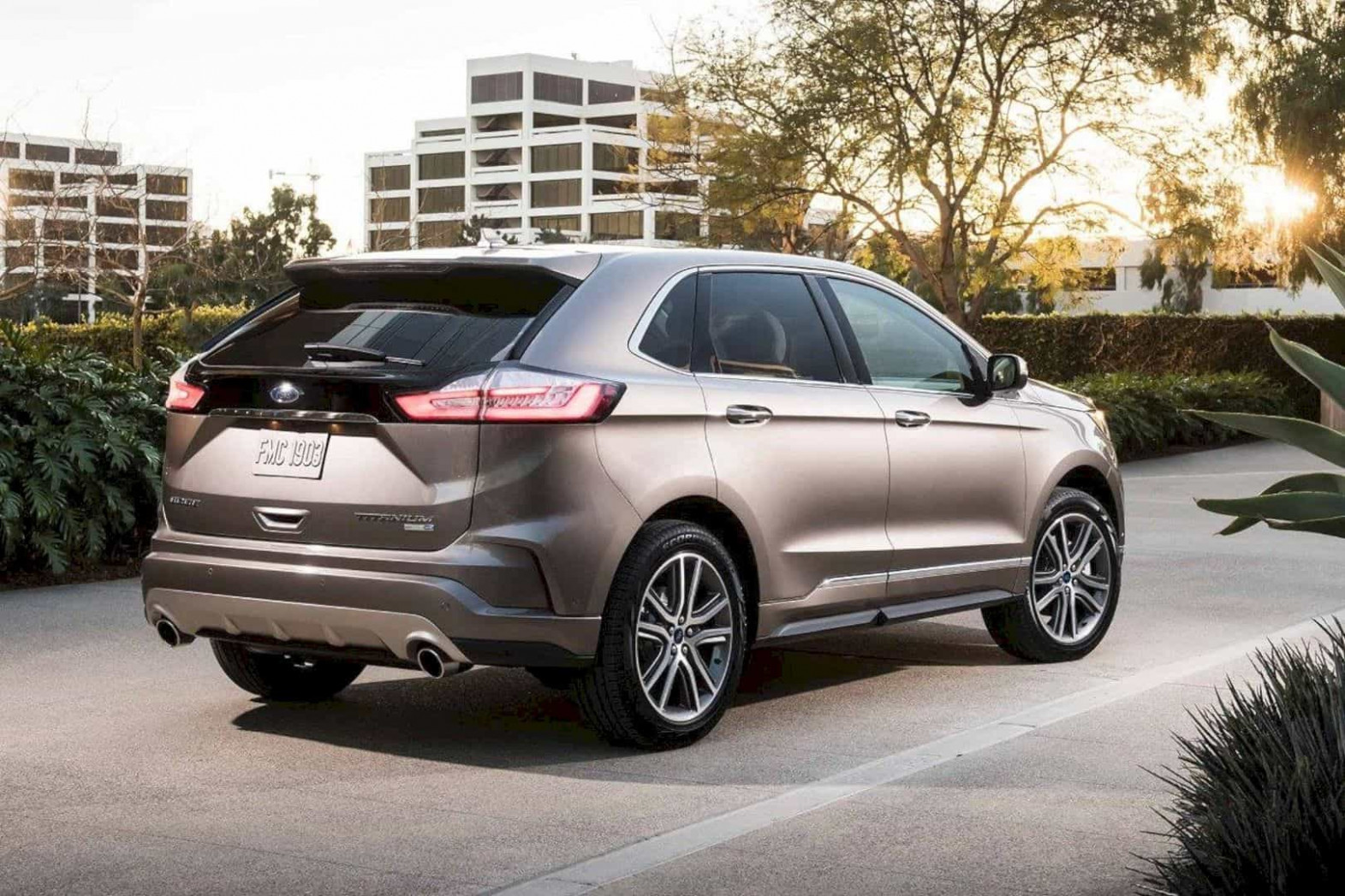Style Ford Edge New Design