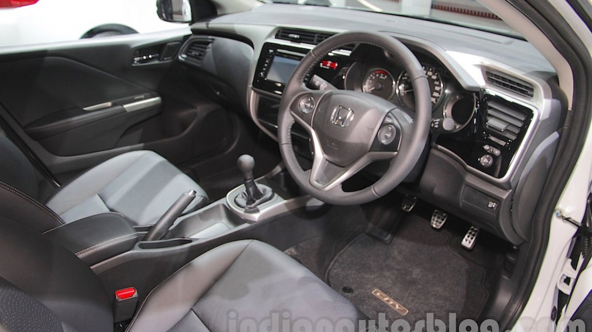 Pricing Honda City 2022 Interior
