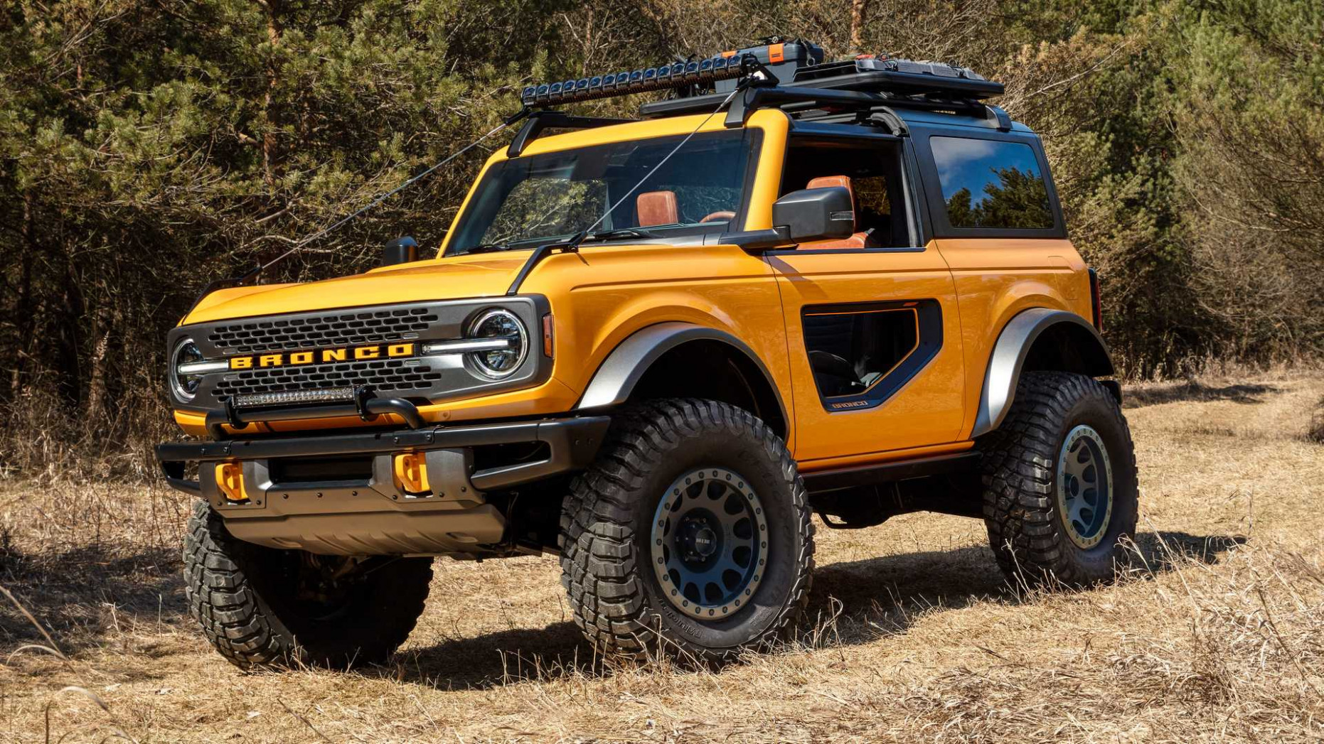 Specs and Review How Much Is The 2022 Ford Bronco
