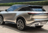 release date and concept infiniti new models 2022