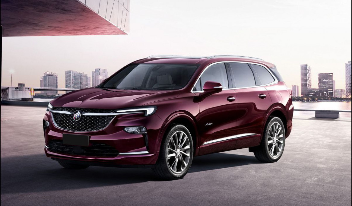 Release Date and Concept New Buick Encore 2022