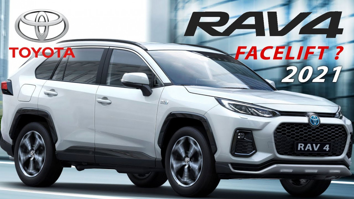 Overview Toyota Rav4 2022 Review