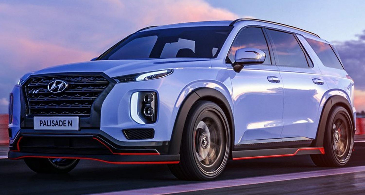 Speed Test When Will The 2022 Hyundai Palisade Be Available