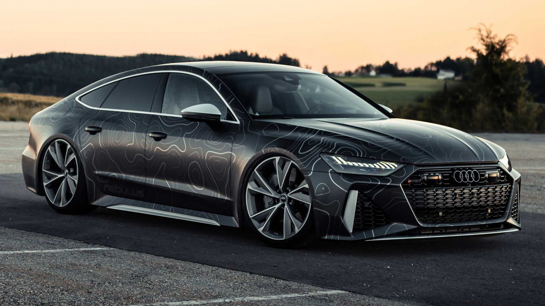 Exterior and Interior Audi Rs7 2022