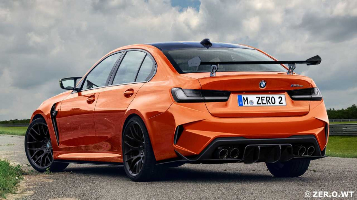 Configurations BMW Touring 2022