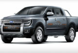 Concept Ford Everest 2022