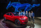 release date ford mustang suv 2022