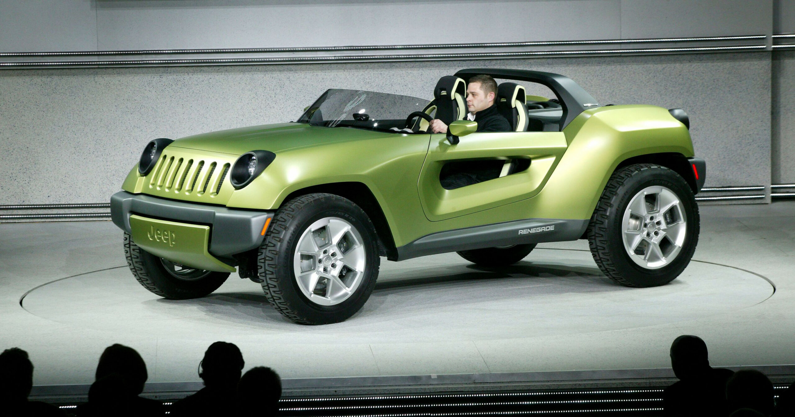 Photos Jeep Electric 2022
