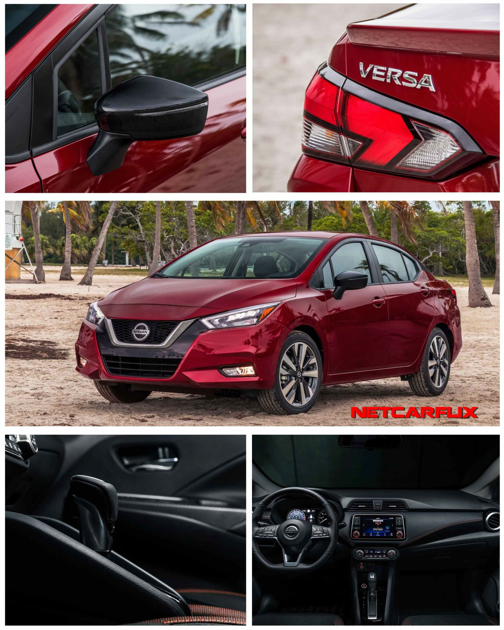 Research New Nissan Versa 2022 Mexico