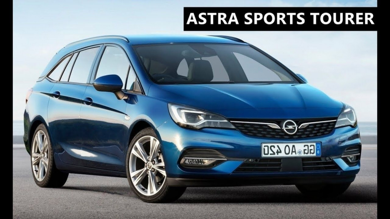 Style Opel Astra K Sports Tourer 2022