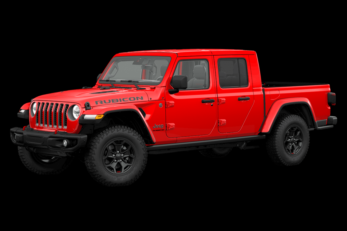 Style Price For 2022 Jeep Gladiator