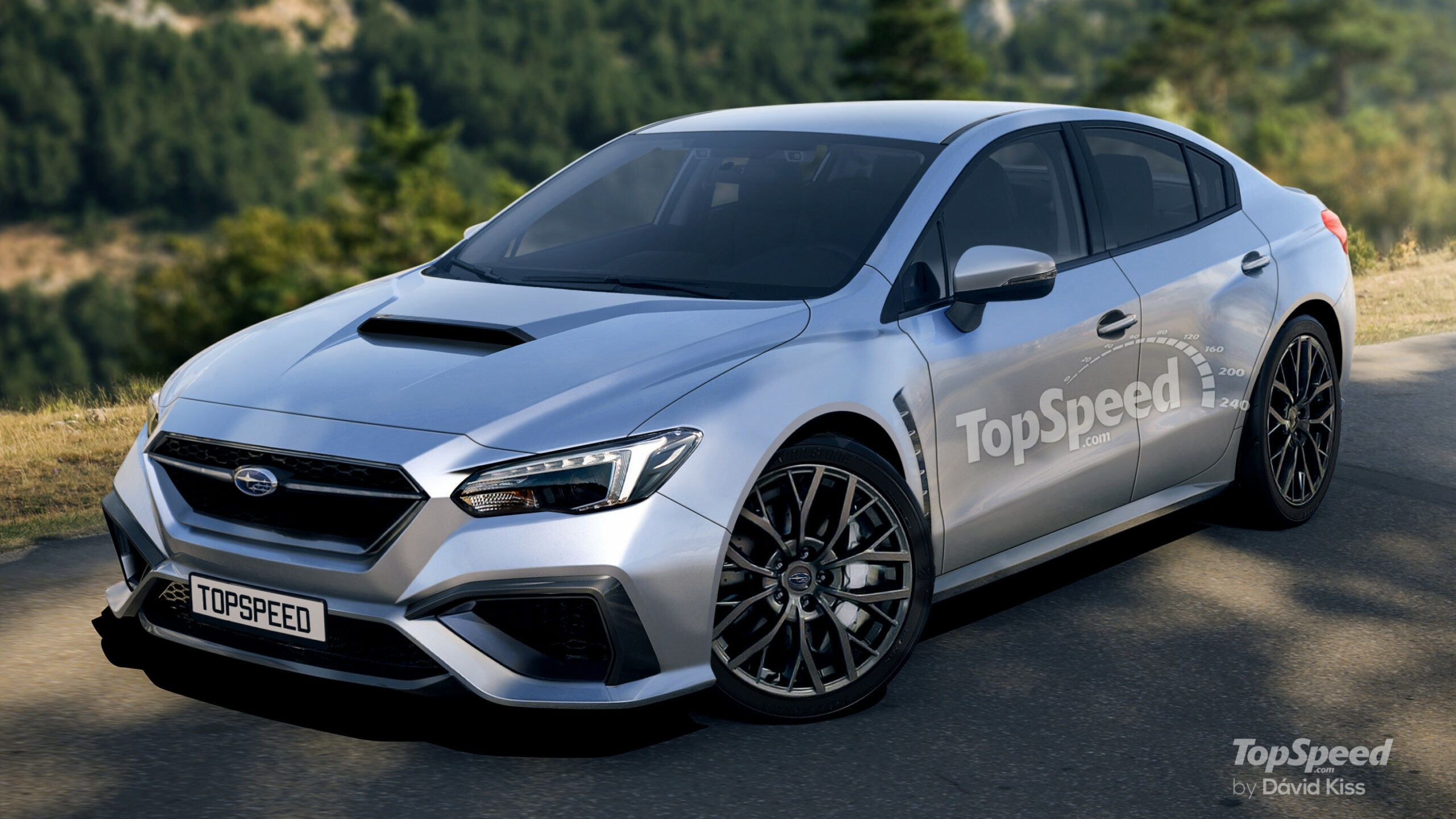 Spy Shoot Subaru Sti 2022 Horsepower
