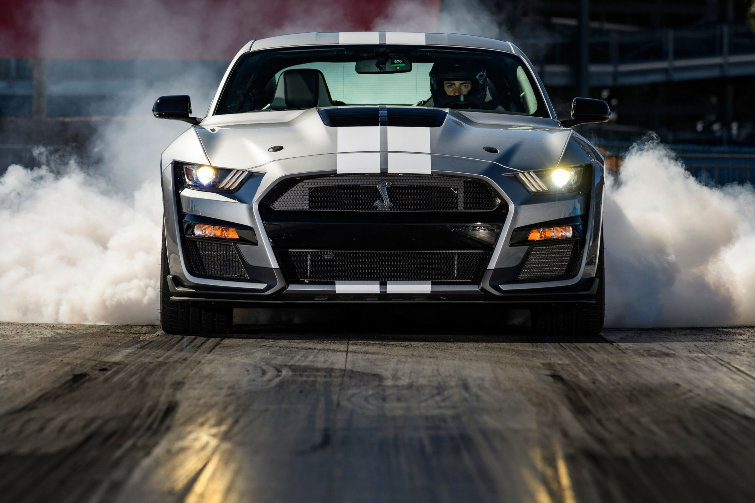 Engine Ford Shelby 2022