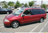 release ford windstar 2022