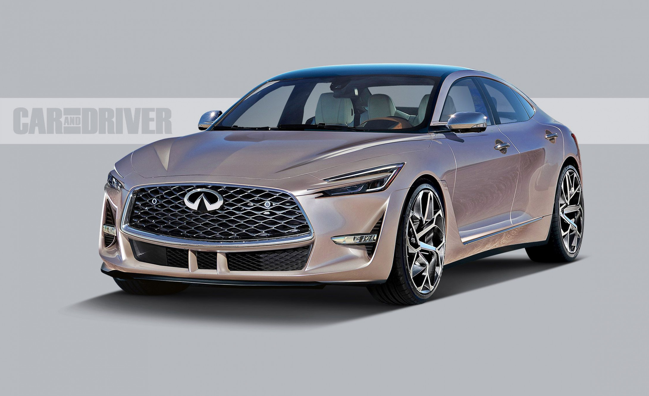 Concept and Review Infiniti New Models 2022