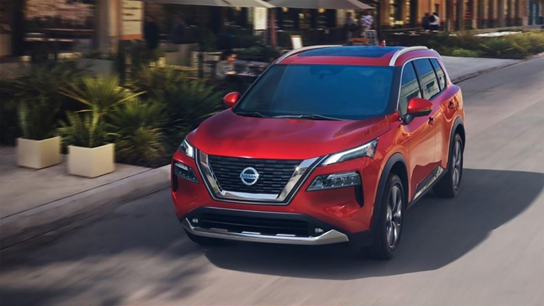 Configurations Nissan X Trail Facelift 2022