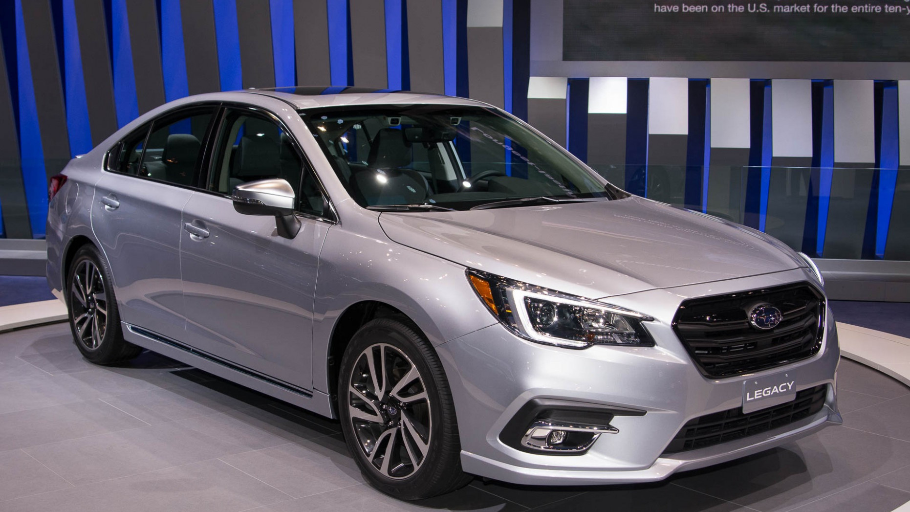 Review Subaru Legacy Gt 2022