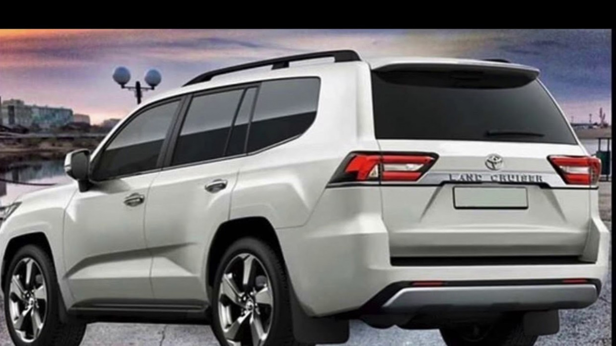 Pictures Toyota New Land Cruiser 2022