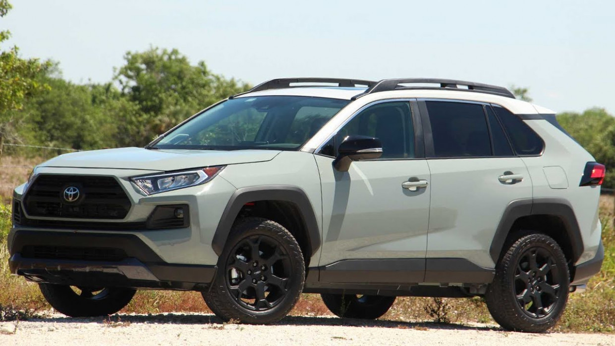 Specs and Review Toyota Rav4 2022 Release Date