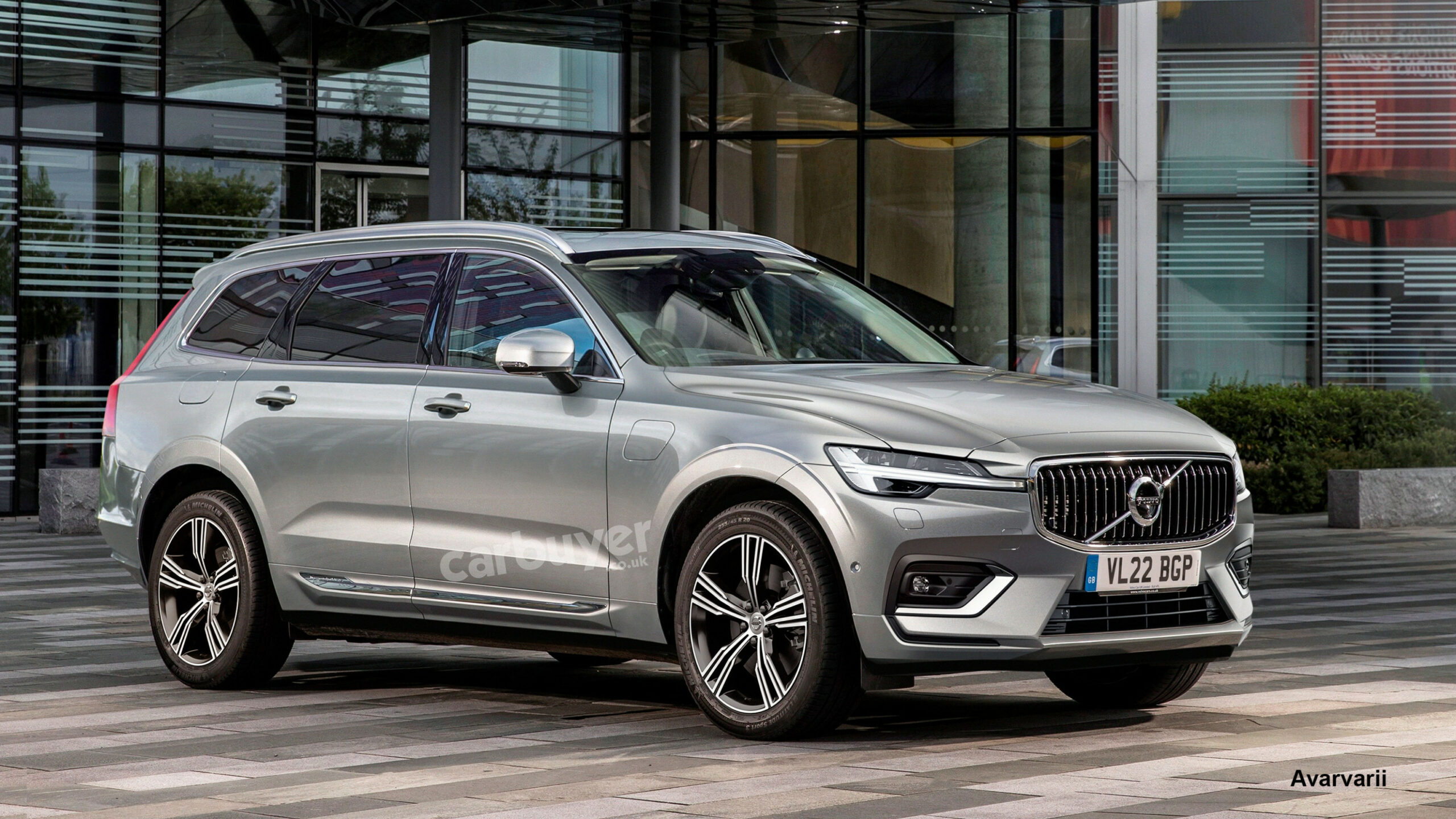 History Volvo Xc90 2022 Review